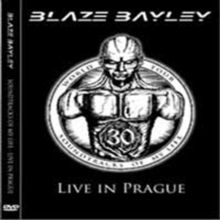 Blaze Bayley: Live in Prague, DVD  DVD