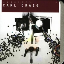 Fabric 25 (Carl Craig), CD / Album Cd
