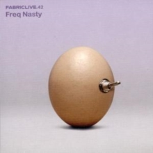 Fabriclive 42: Freq Nasty, CD / Album Cd
