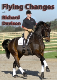 Flying Changes With Richard Davison, DVD  DVD