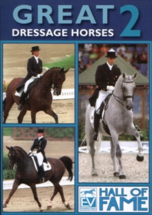 Hall of Fame: Great Dressage Horses 2, DVD  DVD