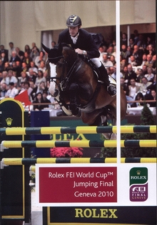 Rolex FEI World Cup: Jumping Final - Geneva 2010, DVD  DVD