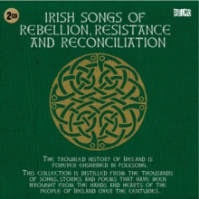 Irish Songs of Rebellion, Resistance and Reconciliation, CD / Album Cd