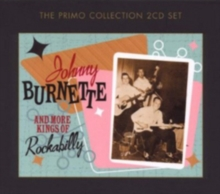 Johnny Burnette and More Kings of Rockabilly, CD / Album Cd