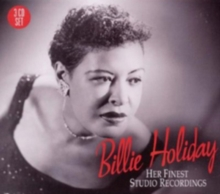 Her Finest Studio Recordings, CD / Album Cd