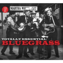 Totally Essential Bluegrass, CD / Album Cd