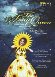The Fairy Queen: English National Opera (Kok), DVD DVD