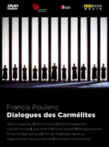 Dialogues of the Carmelites: Staatsoper Hamburg (Young), DVD  DVD