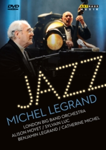 Michel Legrand: Legrand Jazz, DVD  DVD