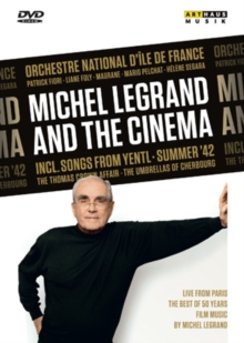 Michel Legrand: And the Cinema, DVD  DVD