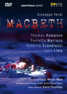 Macbeth: Zurich Opera House (Welser-Most), DVD  DVD