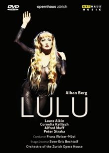 Lulu: Zurich Opera House (Welser-Most), DVD DVD