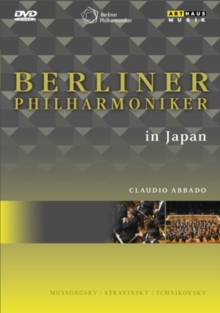 Berliner Philharmoniker: In Japan (Abbado), DVD  DVD