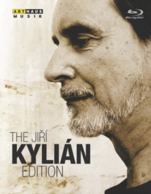 The Jirí Kylián Edition, Blu-ray BluRay