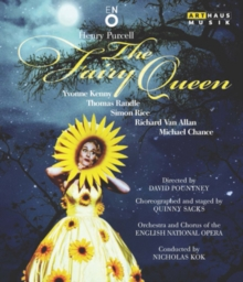 The Fairy Queen: English National Opera (Kok), Blu-ray BluRay