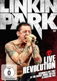 Linkin Park: Live Revolution, DVD  DVD
