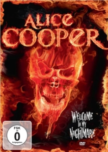 Alice Cooper: Welcome to My Nightmare, DVD  DVD