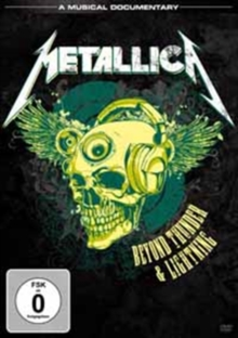 Metallica: Beyond Thunder and Lightning, DVD  DVD