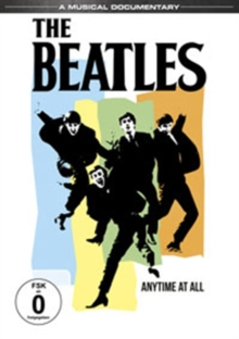 The Beatles: Anytime at All, DVD DVD