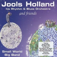 Small World Big Band: And Friends, CD / Album Cd