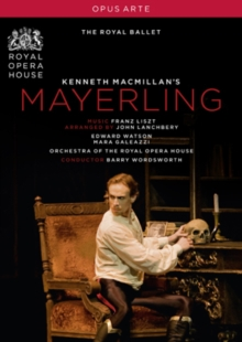 Mayerling: Royal Ballet (Wordsworth), DVD  DVD