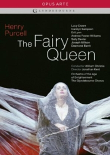 The Fairy Queen: Glyndebourne (Christie), DVD DVD