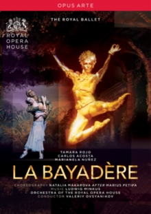 La Bayadere: The Royal Ballet, DVD  DVD