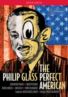 The Perfect American: Teatro Real (Davis), DVD DVD