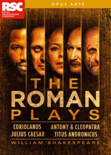 The Roman Plays, DVD DVD