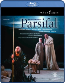Parsifal: Deutsches Symphonie-Orchester Berlin (Nagano), Blu-ray  BluRay