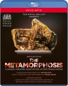 Metamorphosis: Royal Opera House, Blu-ray  BluRay