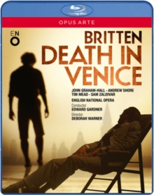 Death in Venice: The London Coliseum (Gardner), Blu-ray  BluRay