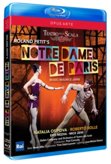 Notre Dame De Paris: Teatro Alla Scala, Blu-ray BluRay