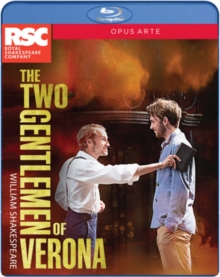 The Two Gentlemen of Verona: Royal Shakespeare Company, Blu-ray BluRay