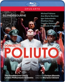 Poliuto: Glyndebourne (Mazzola), Blu-ray BluRay