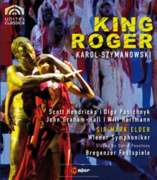 King Roger: Wiener Symphoniker (Elder), Blu-ray  BluRay