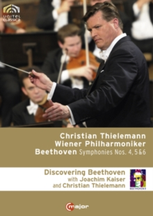 Beethoven: Symphonies 4, 5 and 6 (Thielemann), DVD  DVD