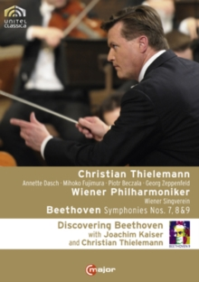 Beethoven: Symphonies 7, 8 and 9 (Thielemann), DVD  DVD