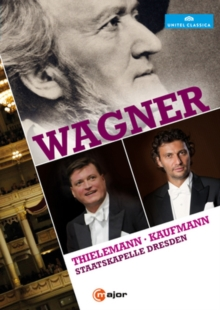 Wagner: Semperoper, DVD  DVD