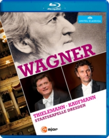 Wagner: Semperoper, Blu-ray  BluRay