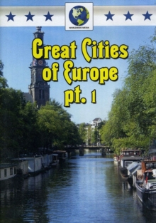 Great Cities of Europe: Volume 1, DVD  DVD