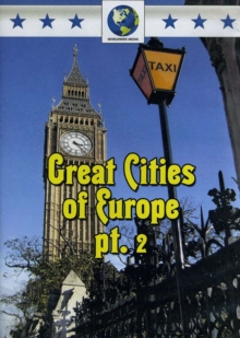 Great Cities of Europe: Volume 2, DVD  DVD