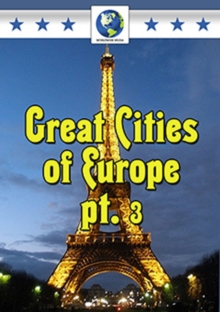 Great Cities of Europe: Volume 3, DVD  DVD
