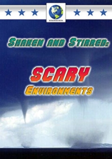 Shaken and Stirred - Scary Environments, DVD  DVD