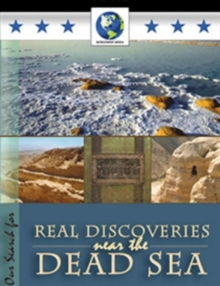 Real Discoveries Near the Dead Sea, DVD  DVD