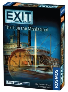 EXIT The Game : Theft on the Mississippi, General merchandize Book
