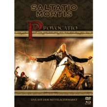 Saltatio Mortis: Provocatio - Live Auf Dem Mittelaltermarkt, Blu-ray  BluRay