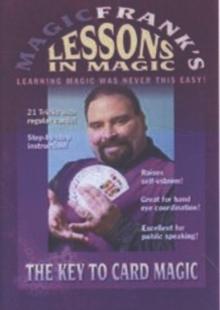 Magic Frank's Lessons in Magic: Volume 2, DVD  DVD