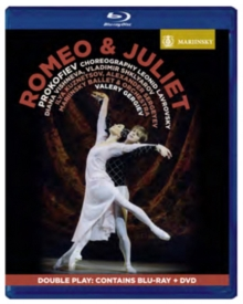 Romeo and Juliet: Mariinsky Ballet, Blu-ray BluRay