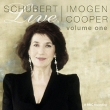 Franz Schubert: Live, CD / Album Cd